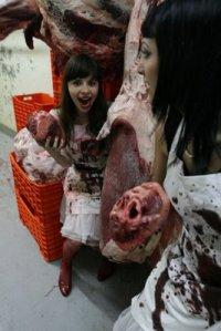 Se les descompuso la carne