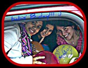 Con Shey y Erandita :)