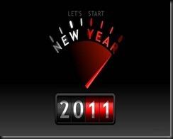 12postales año nuevo 2011