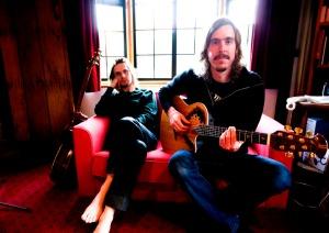 Steven Wilson y Mikael Akerfeldt